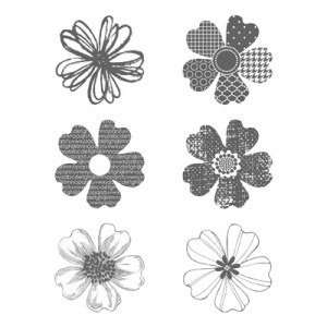 Stampin' Up! Flower Shop Stamp Set