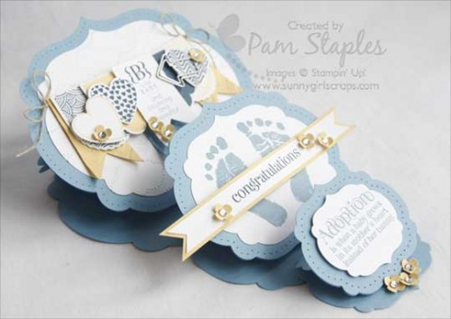 Stampin' Up! 2013 Artisan Design Team Entry