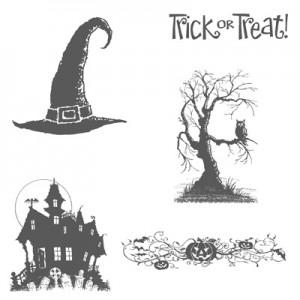 Stampin Up Best of Halloween Stamp Set