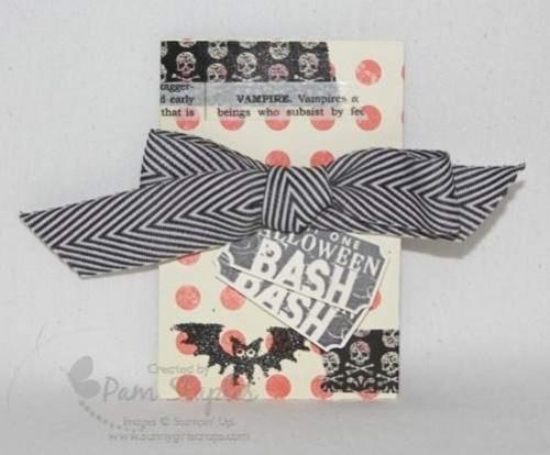 Halloween Bash Stamp Set