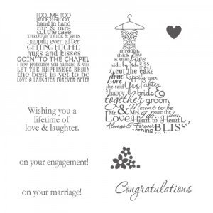 Stampin Up Love & Laughter Stamp Set