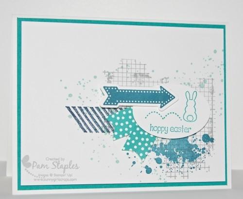 Gorgeous Grunge Eggstra Spectacular Card
