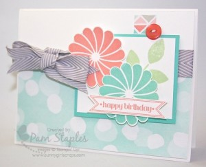 Crazy About You Stamp Set #stampinup