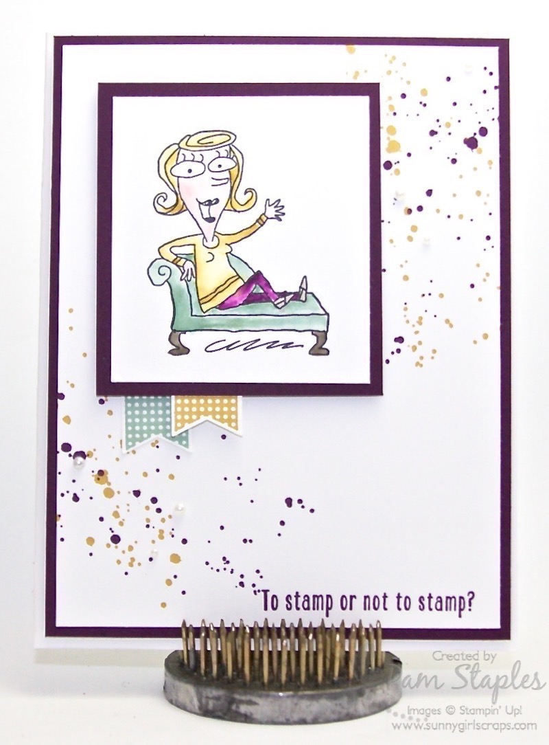 All About Pam Staples Stampin Up Demonstrator Sunnygirlscraps