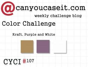 CYCI? Color Challenge 107