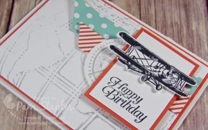 SUOC141 Happy Birthday Design Team Submission by Pam Staples featuring the Sky Is The Limits Stamp Set for the SUOC Happy Birthday themed challenge . #happybirthdaycard #imbringingbirthdaysback #stampinup #pamstaples