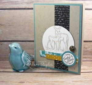 In The Meadow card created by Pam Staples for the Paper Craft Crew Sketch Challenge 184 #papercraftcrew #pamstaples #stampinup