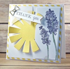 Helping Me Grow   Paper Craft Crew Card Sketch #191