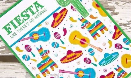 CARD: Birthday Fiesta Cactus for CYCI 128