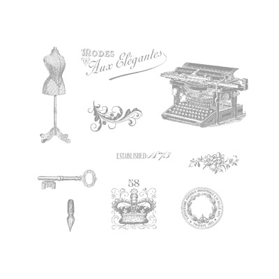 Established Elegance Stamp Set