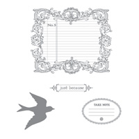 Stampin' Up! Notably Ornate Stamp Set