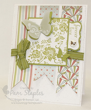 Fresh Vintage Stamp Set