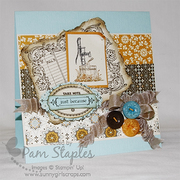 Vintage Stampin' Up! Countryside