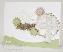 Easter Dove Stamp Set